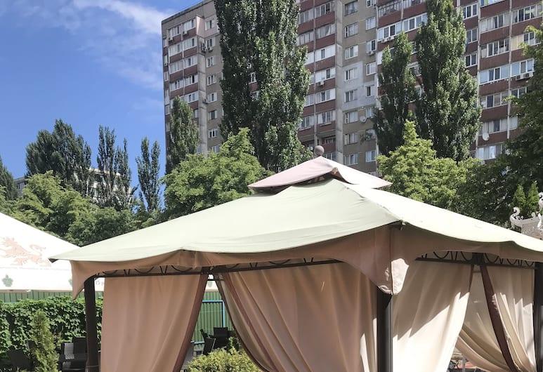 Inn on Zhytomyrska, Kiev, Feestruimte buiten