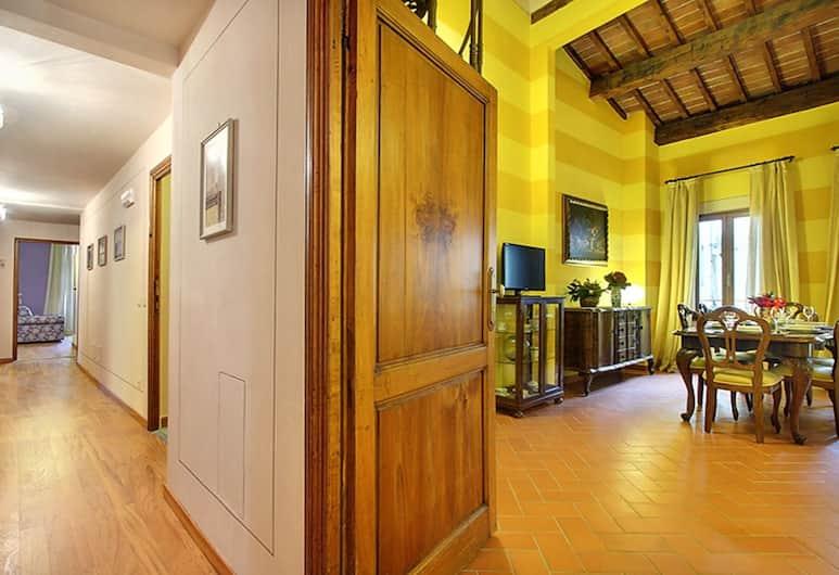 Appartamento Puccini, Florence, Apartment, Balcony (Fanciulla del West), Bilik