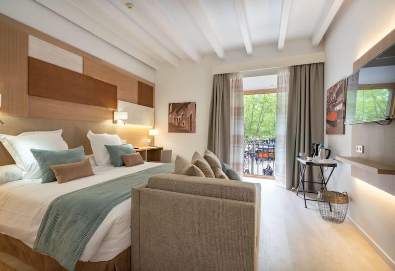Hotel Soller Plaza, Soller, Suite Junior, pemandangan kota, Kamar Tamu
