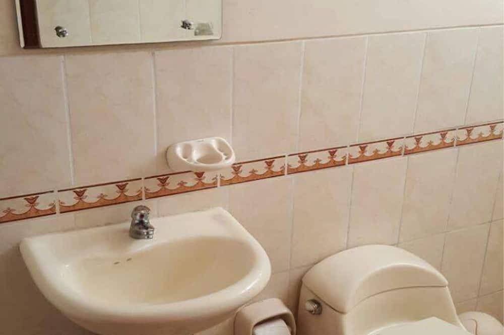 單人房, 1 張單人床, 私人浴室 - 浴室
