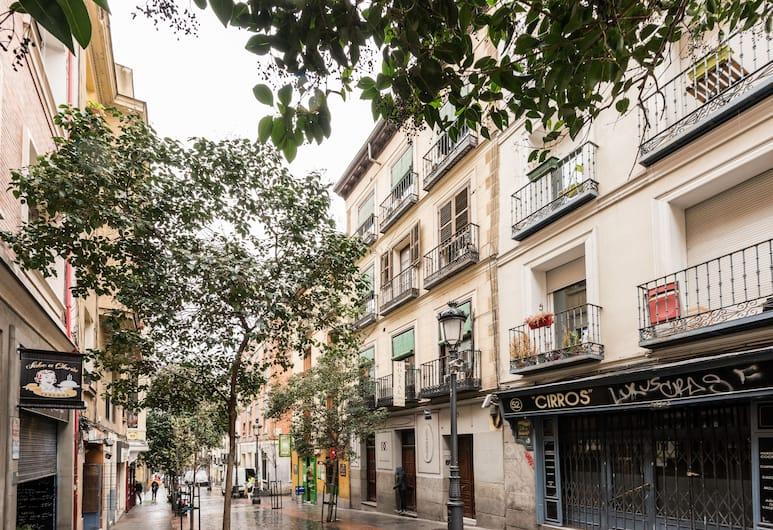 Apartamento de Diseño en el Barrio de las Letras, Madrid, Außenbereich