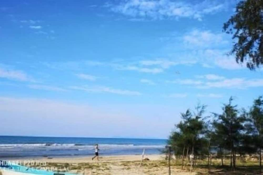 Stórt einbýlishús (Star Ocean Beachfront Seaview VIP) - Strönd