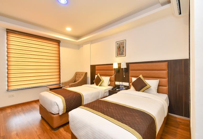 Hotel Grand Decor, Jaipur, Quarto superior, 1 quarto, Quarto
