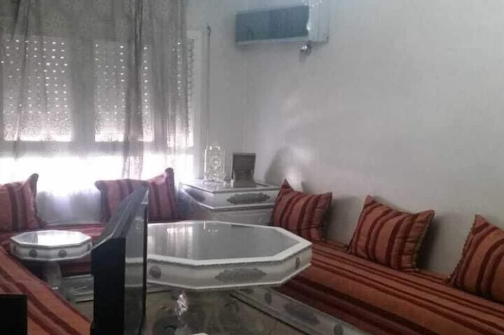 Basic-lejlighed - 1 soveværelse - Stue