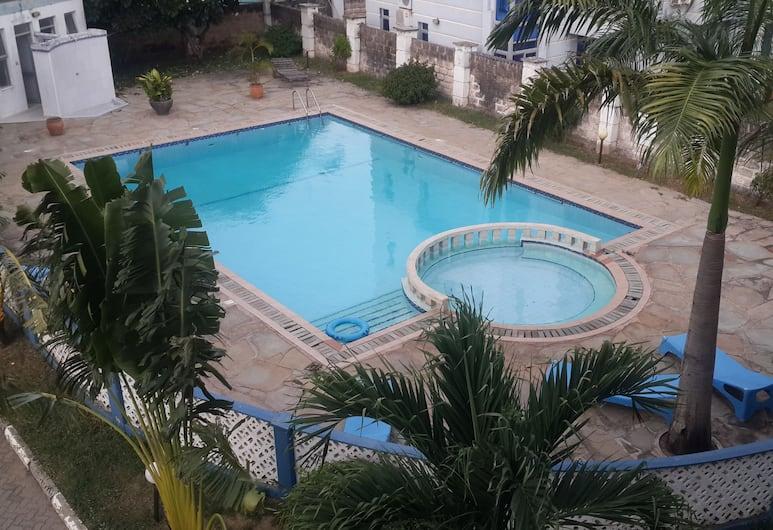 Shikara Apartment, Mombasa, Välibassein