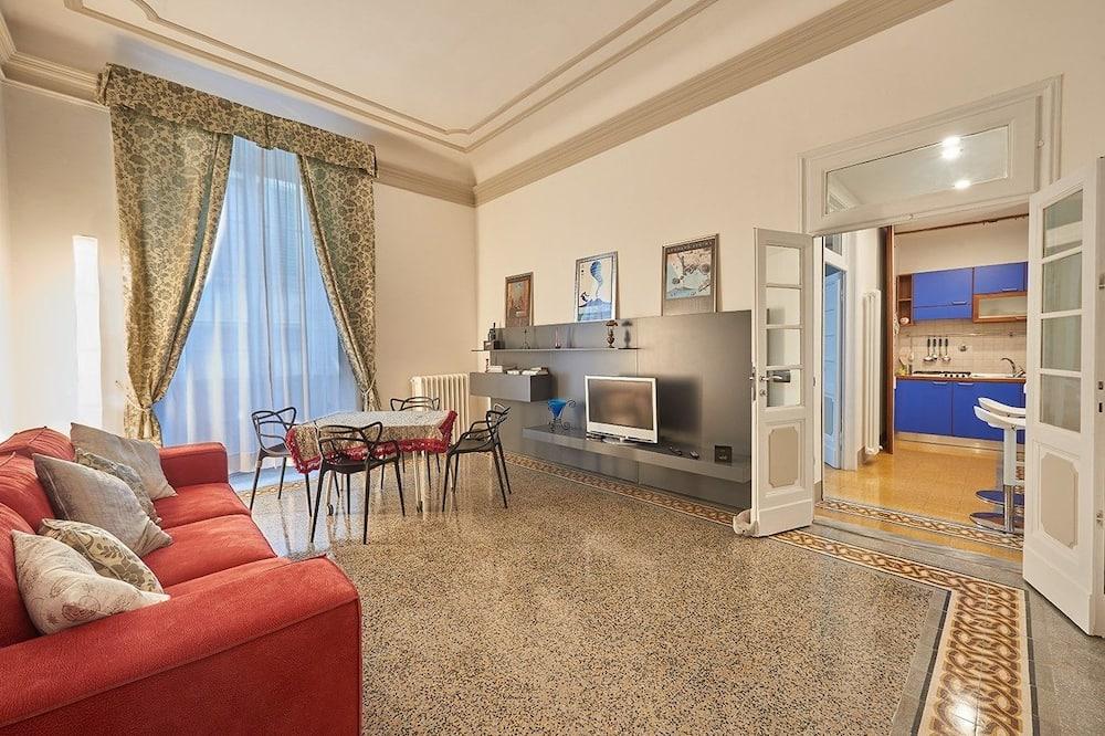 Luksuzni apartman, 1 spavaća soba - Dnevni boravak
