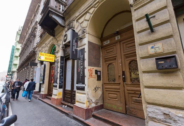 La Buena Chocolata, Budapeštas
