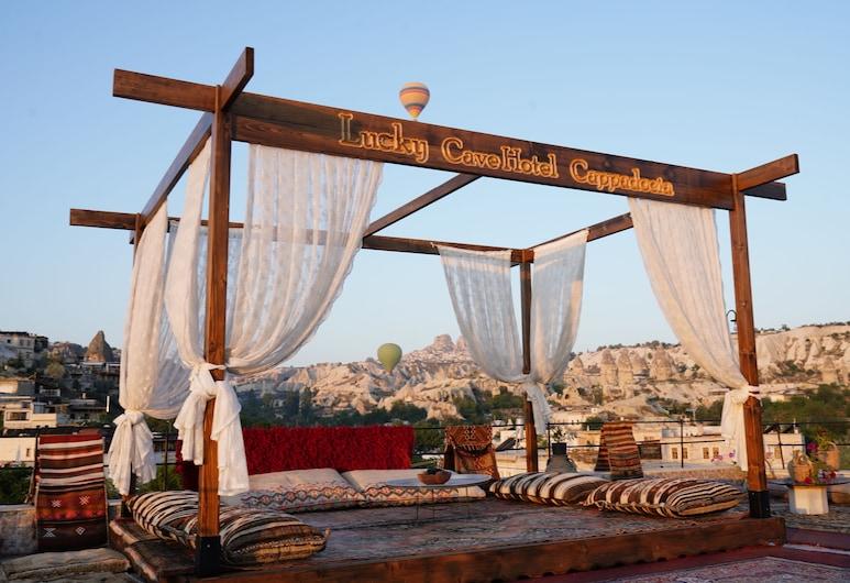 Lucky Cave Cappadocia, Nevsehir, Terasa