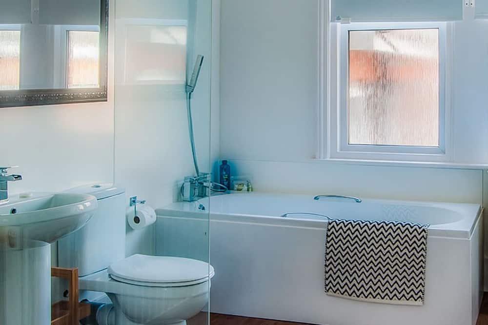 豪華雙人房, 陽台, 海景 - 浴室