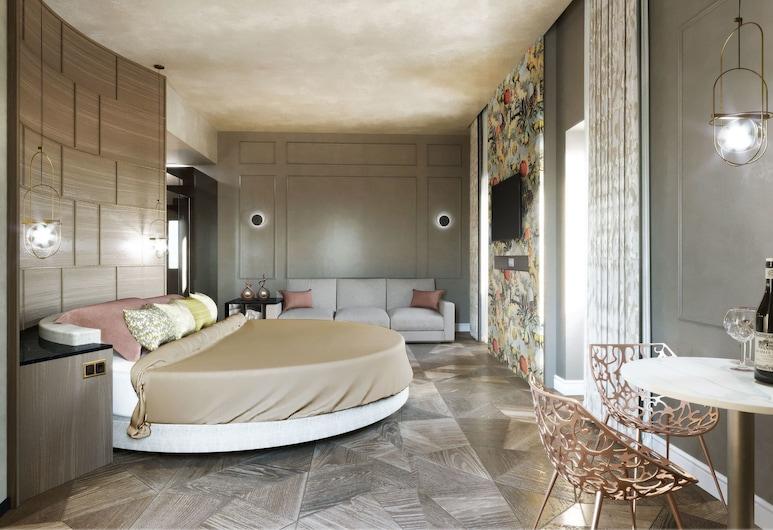 Iberostar Grand Fontana Di Trevi, Rome, Suite (Amore), Guest Room