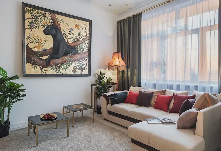 GMApartments 4 rooms with mansard on Tverskaya, Moskva
