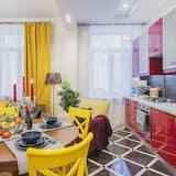Classic Apartment, Berbilang Katil, Non Smoking, City View - Bilik Rehat