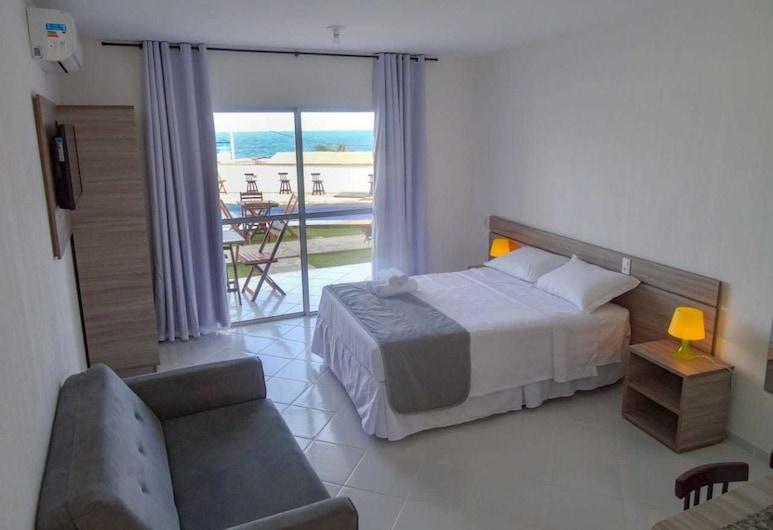 Sibaúma Flats - ePipa Hotéis, Tibau do Sul, Štandardná izba, 1 dvojlôžko s rozkladacou sedačkou, nefajčiarska izba, výhľad na pláž, Hosťovská izba