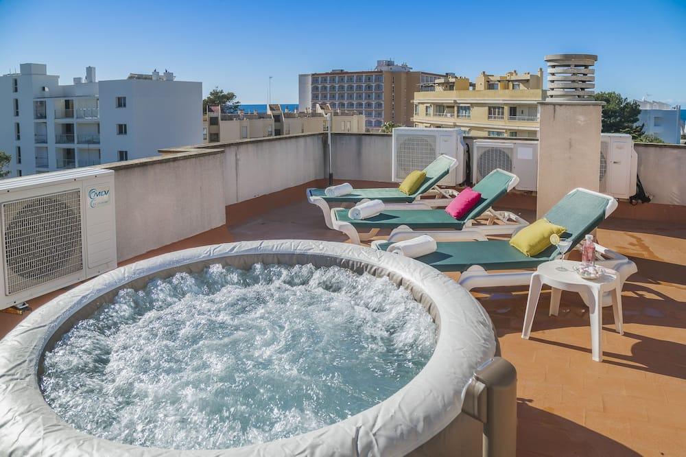 Apartment, 2 Bedrooms, Terrace - Teres/Laman Dalam