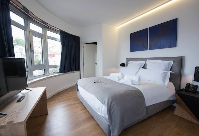 Bluesock Hostels Lisboa, Lisboa, Suite, Quarto