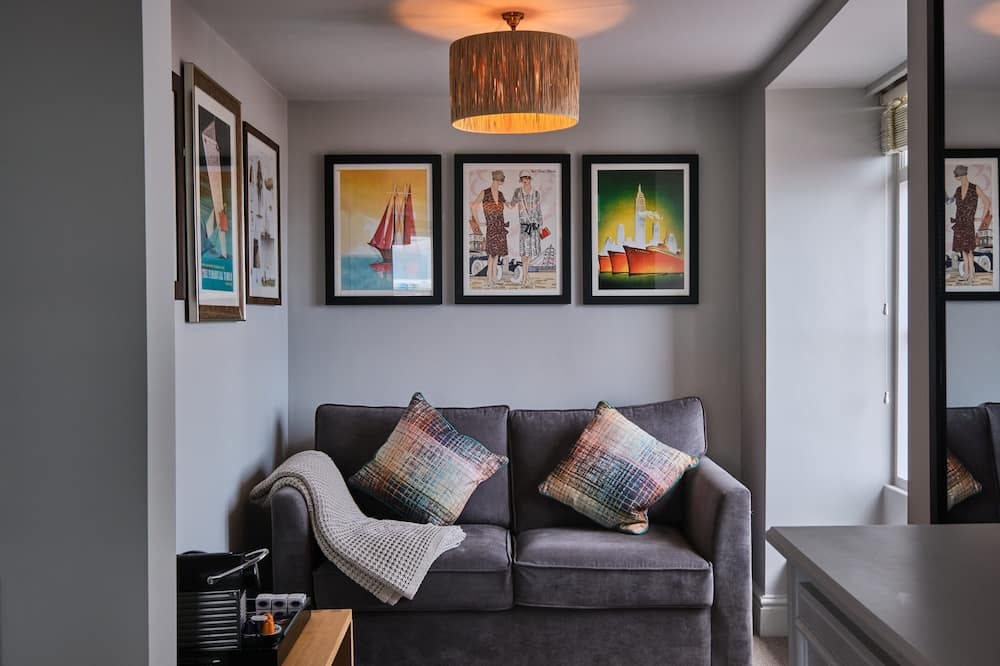 Family Suite - Living Area