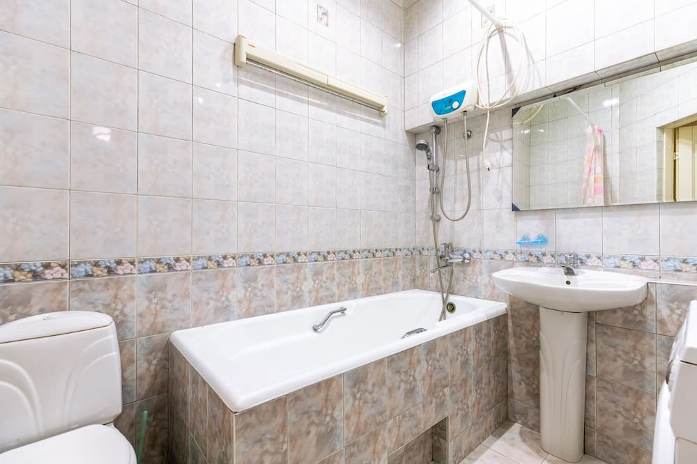 Comfort-lejlighed - flere senge - ikke-ryger - Badeværelse