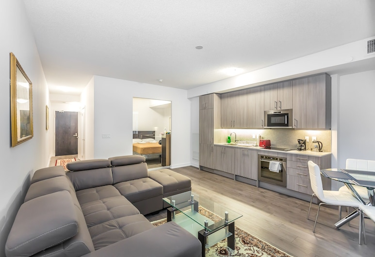 Toronto Furnished Living College Street Elevate Rooms., Toronto