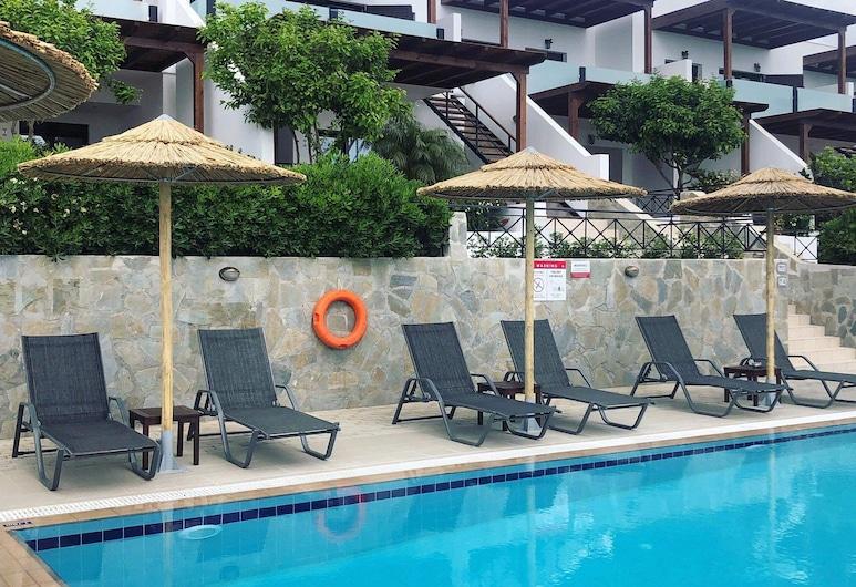 Southern Dreams Apartments, Rhodes, Pool