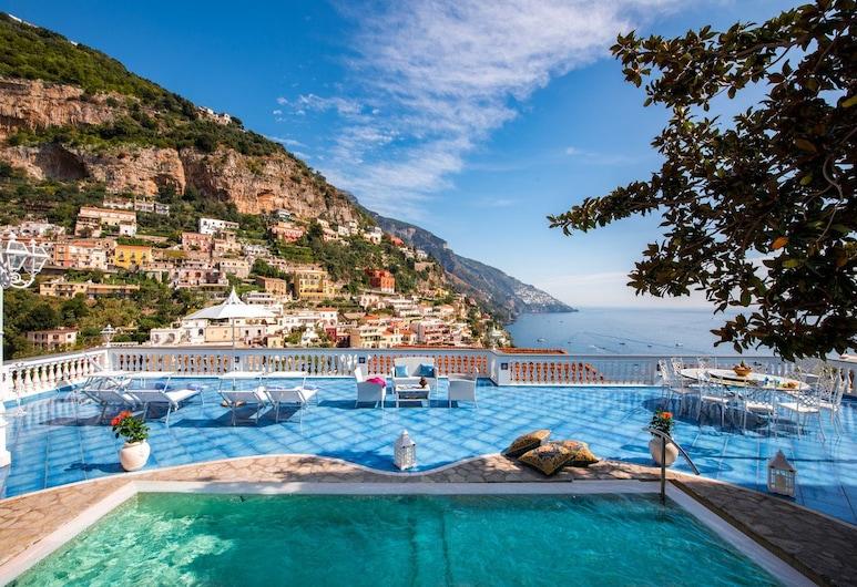 Blue SEA Villa Positano, Positano, Pool