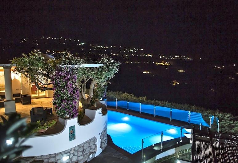 Capri Dream, Anacapri, Pool