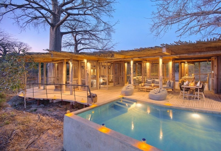 Ruaha Dream Villa, Ruaha National Park, Outdoor Pool