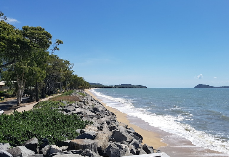 Ajuste tranquilo de Bush, Cairns, Playa