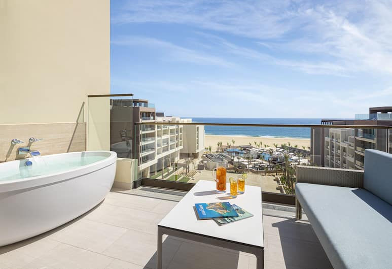 Hard Rock Hotel Los Cabos All Inclusive, Cabo San Lucas, Deluxe Platinum King, Balcony View