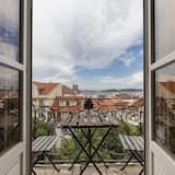 Apartment, 4 Bedrooms, City View - Balcony