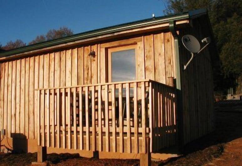 Family Friendly Cabins Near Galax, VA & the Blue Ridge Music Center, Galax, Terasa