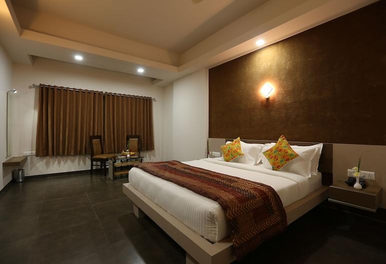 Kukda Resort Chittorgarh, Chittorgarh, Deluxe Room, 1 Katil Kelamin (Double), Non Smoking, Bilik Tamu