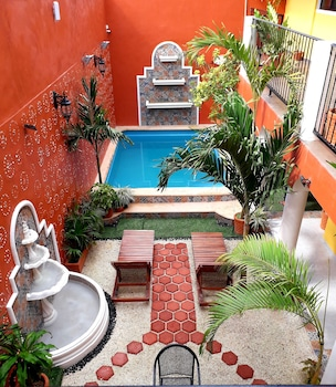 Valladolid bölgesindeki hotel peregrina resmi