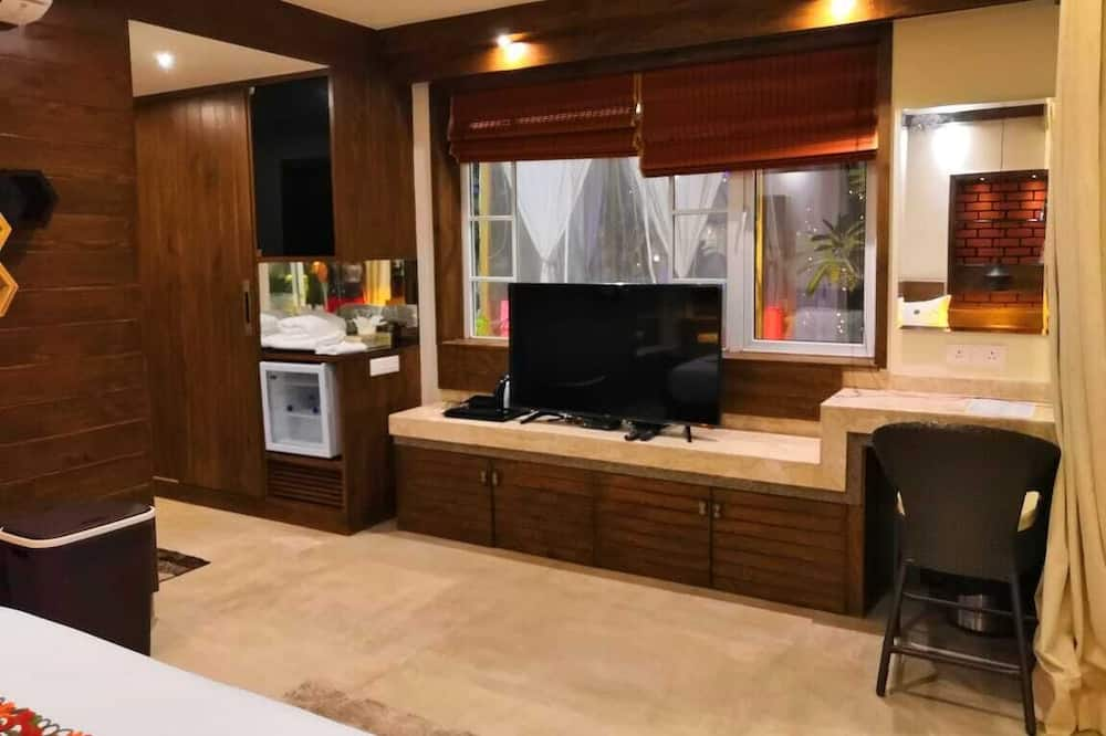 Shivers Oasis Delux Suite Luxo 1 (5 minutos da praia de Candolim)