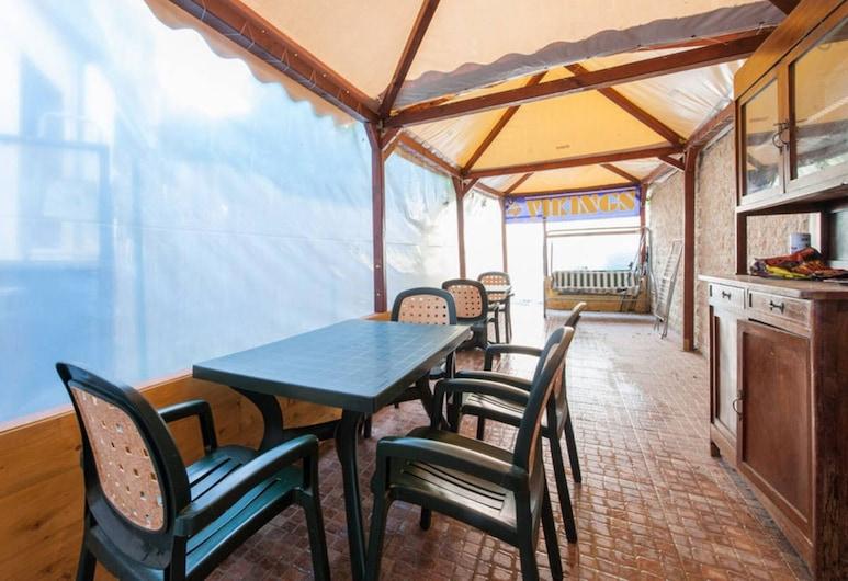 The Billabong guest house, Rome, Terrace/Patio