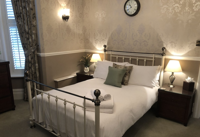 The Mayfair Guest House Self Catering, Southampton, Chambre Double, Chambre