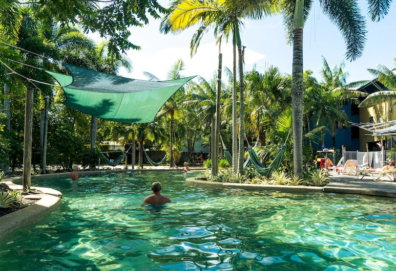 Summer House Backpackers Cairns, Cairns North, Εξωτερική πισίνα