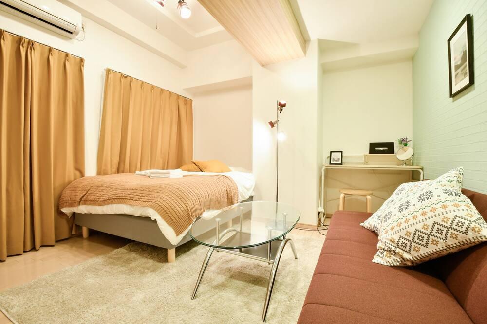 غرفة لفردين - الغرفة