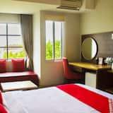 Habitación doble estándar, 1 cama doble, para no fumadores - Habitación