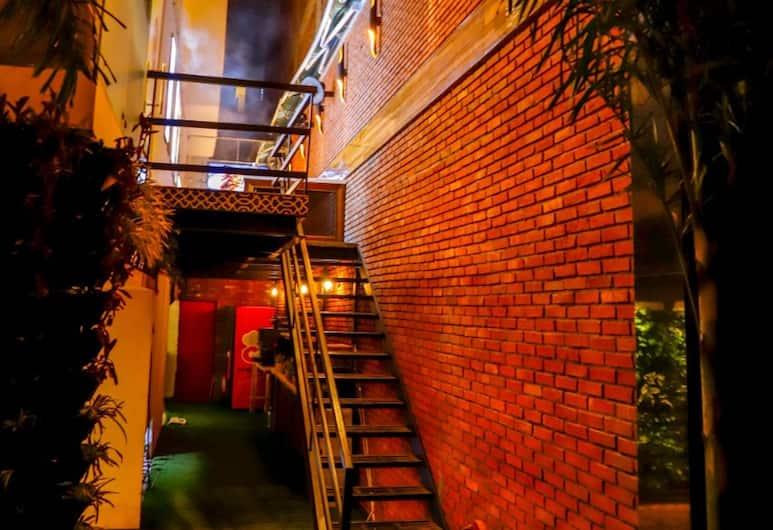 Virohaa hotel , Nuova Delhi, Ristorante
