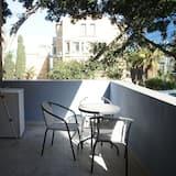 Superior-Doppel- oder -Zweibettzimmer, Nichtraucher, Gemeinschaftsbad - Balkon