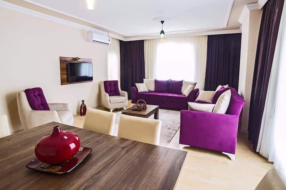 Deluxe apartman - Dnevni boravak