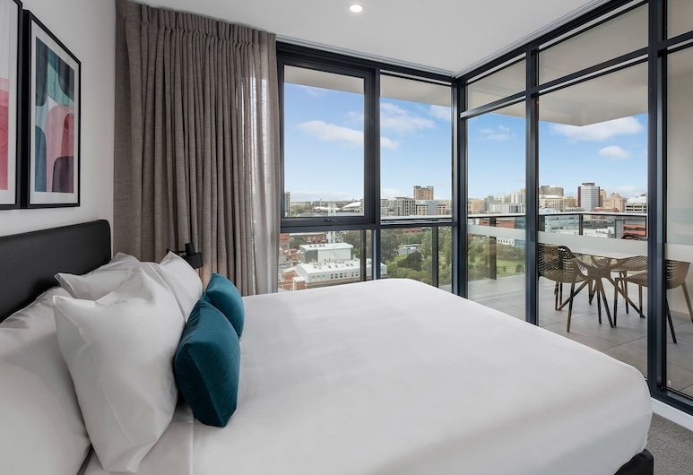 Avani Adelaide Residences, Adelaide, Suite, 2 Schlafzimmer (No Housekeeping), Zimmer