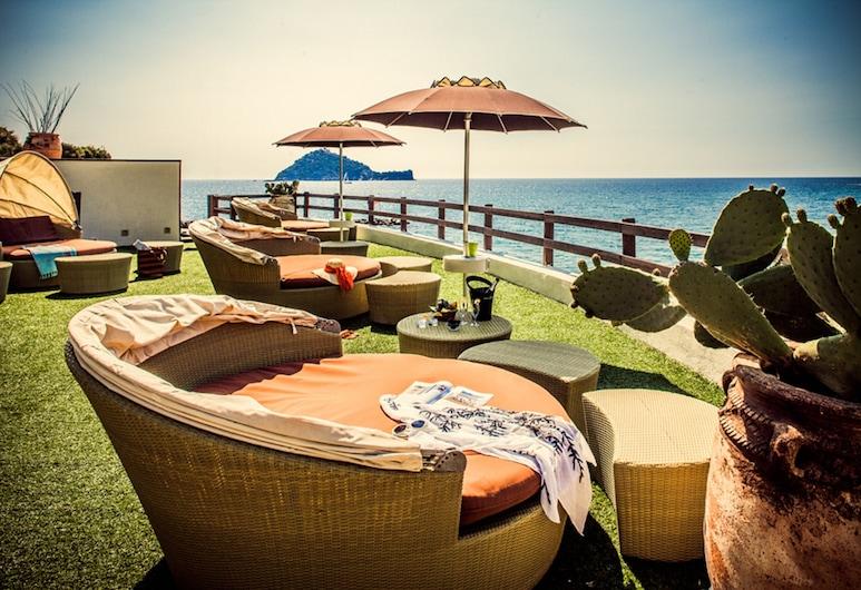 Baba Residence, Alassio, Spiaggia
