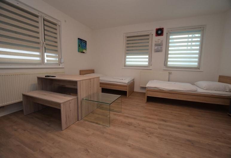 AB Apartments Messezimmer Möhringen, Штутгарт, Номер