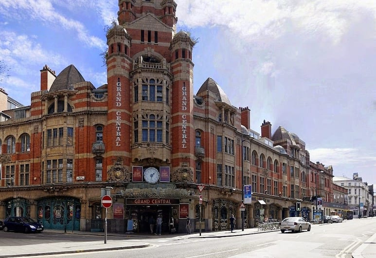 The Grand Central Hotel, Liverpool