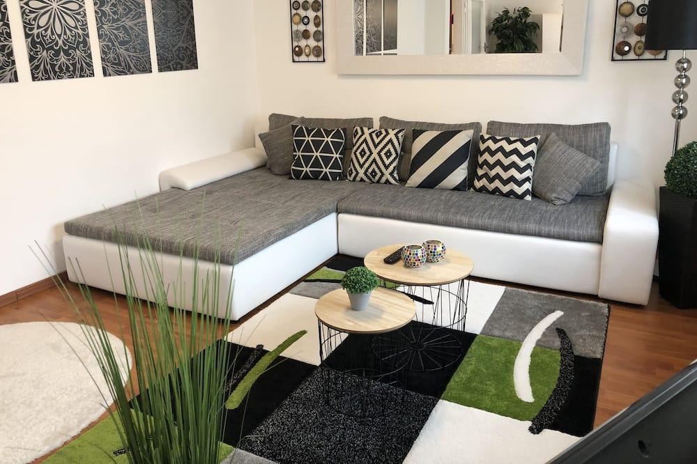 Апартаменти (La Lucia) - Житлова площа