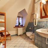 Romantic-sviitti, 1 keskisuuri parisänky - Kylpyhuone