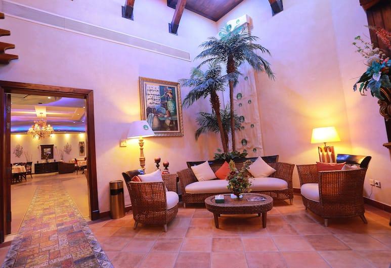 WESTERN GARDEN HOTEL, Jeddah, Salon de la réception