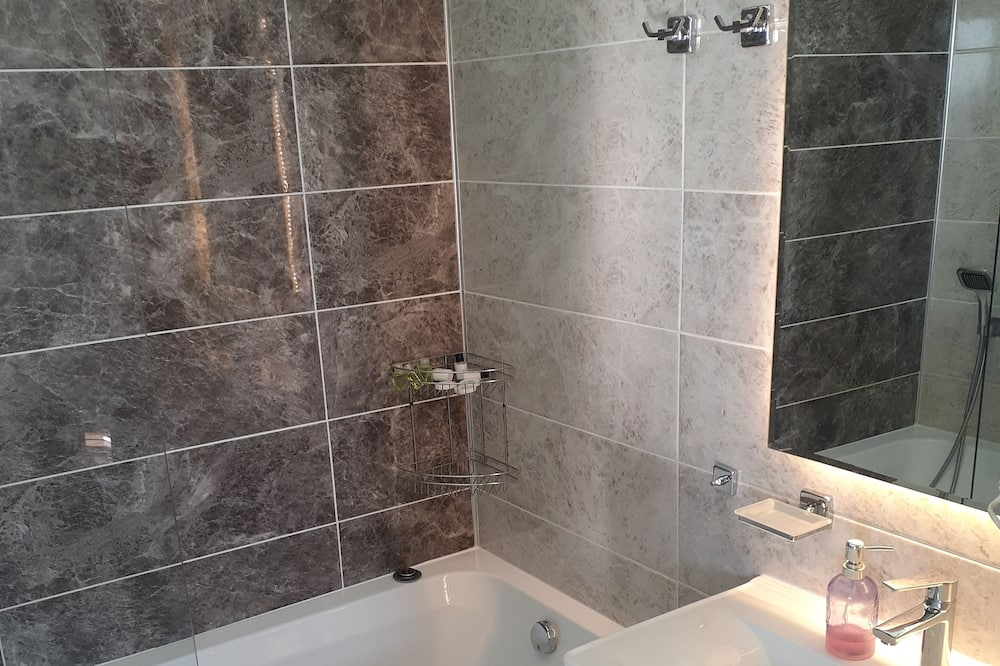 Suite, Sea View - Salle de bain