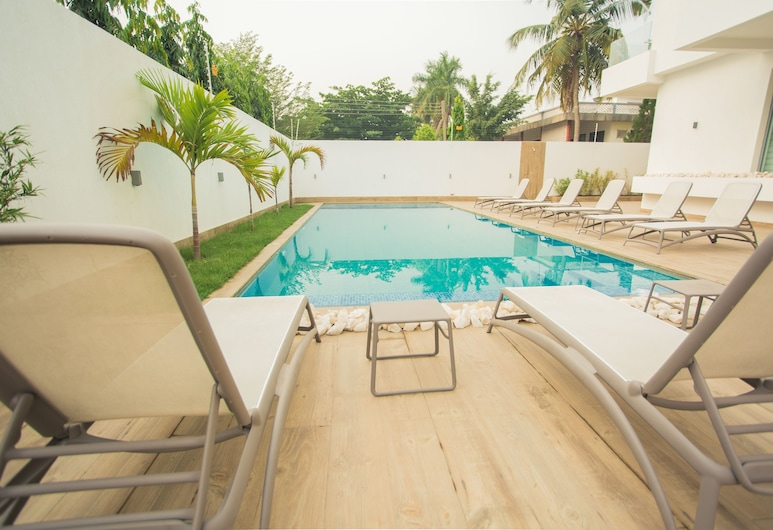 Accra Luxury Apartments @ The Lul Water, Accra, Outdoor Pool